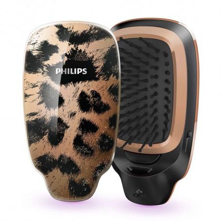 飛利浦(Philips) HP4595/70 EasyShine 負離子造型髮梳適用於頭髮造型: HP4595/70