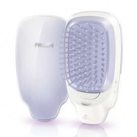 飛利浦(Philips) HP4585 EasyShine 負離子造型髮梳適用於頭髮造型: HP4585