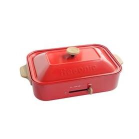 樂信(Rasonic) RMP-TX130/R 多功能電熱盤適用於多功能煮食鍋 : RMP-TX130/R