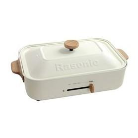 樂信(Rasonic) RMP-TX130/W 多功能電熱盤適用於多功能煮食鍋 : RMP-TX130/W