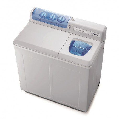 日立(Hitachi) PS-65JJ 6.0公斤日式雙槽半自動洗衣機
