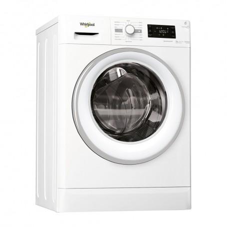 惠而浦(Whirlpool) CFCR80221 超薄前置式 8.0公斤洗衣機