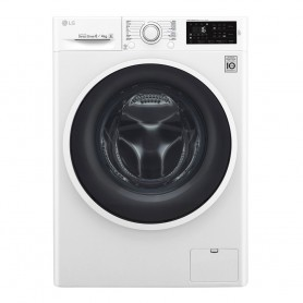 LG WF-C1206C4W 前置式 6.0/4.0公斤洗衣乾衣機