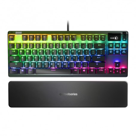 SteelSeries Apex 7 TKL (BLUE SWITCH) 機械式遊戲鍵盤