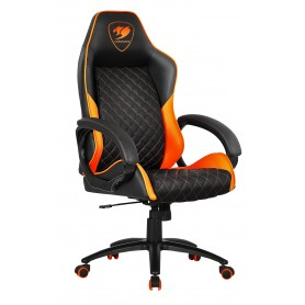 Cougar Fusion Gaming Chair (Black/Orange) 電競椅