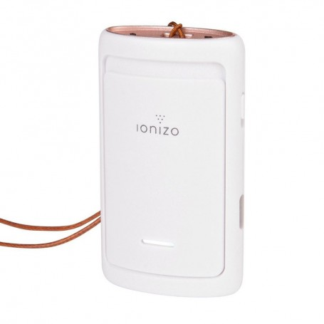 Ionizo 2合1隨身空氣淨化機+智能空氣檢測機