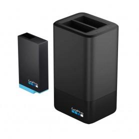 GoPro MAX 雙電池充電器 + 電池