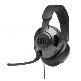 JBL Quantum 200 Wired Over-Ear Gaming Headset with Flip-Up Mic電競耳機