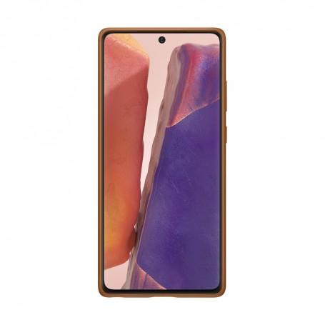 三星(Samsung) Galaxy Note20 真皮背蓋