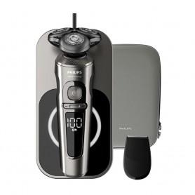 (陳列品)飛利浦(Philips) SP9860/13 9000 Prestige 系列 乾濕兩用電鬚刨
