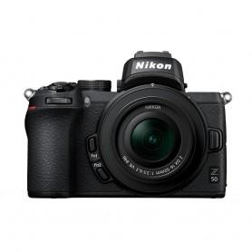 尼康(Nikon) Z50 數碼相機 (連 NIKKOR Z 16-50mm f/3.5-6.3 VR 鏡頭套裝)