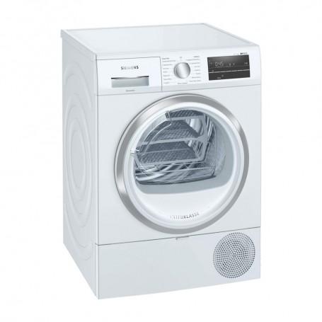西門子(Siemens) WT47RT90GB 熱泵式冷凝乾衣機