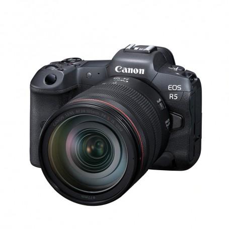 佳能(Canon) EOS R5 數碼相機連 RF24-105 KIT