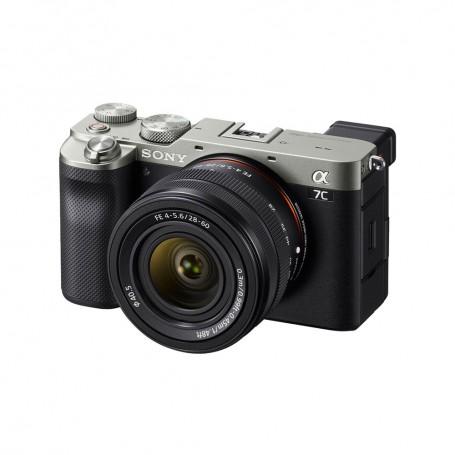 Sony ILCE-7CL Alpha 7C 可換鏡頭數碼相機 + 28-60mm 變焦鏡頭