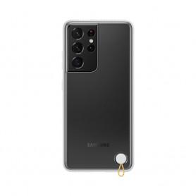 三星(Samsung) Galaxy S21 Ultra 透明防撞背蓋
