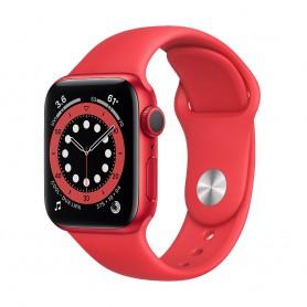 即享優惠價$3238購買Apple Watch S6 智能手錶(44mm)(運動錶帶)(價值:$3399)