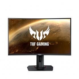 華碩(ASUS) VG27WQ 曲面遊戲顯示器
