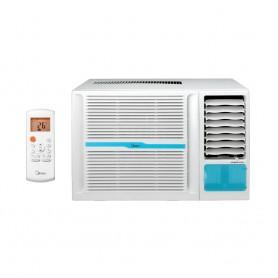 美的(Midea) MWH-09HR3U1 1匹遙控冷暖型窗口式冷氣機
