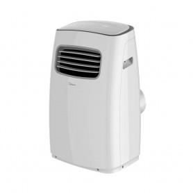 美的(Midea) MP-12CR1A 1.5匹遙控移動冷氣機(淨冷)