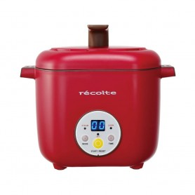Recolte RHC-1C(R) Healthy CotoCoto 日式電飯煲
