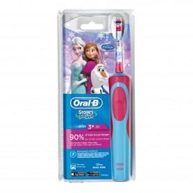 Oral-B Frozen D-12K 魔雪奇緣兒童電動牙刷適用於健康生活: D-12K