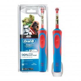 Oral-B Star Wars D-12K 星球大戰兒童電動牙刷適用於健康生活: D-12K/STARWAR