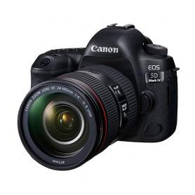 佳能(Canon) EOS 5D Mark IV 機身連 EF 24-105mm f/4L IS II USM鏡頭套裝適用於單反相機: EOS-5D IV/24-105/4L