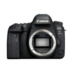 佳能(Canon) EOS 6D Mark II 數碼單鏡反光相機 (淨機身)適用於單反相機: EOS-6D MARK II