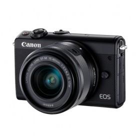 佳能(Canon) EOS M100 連EF-M 15-45mm f/3.5-6.3 IS STM鏡頭套裝數碼相機