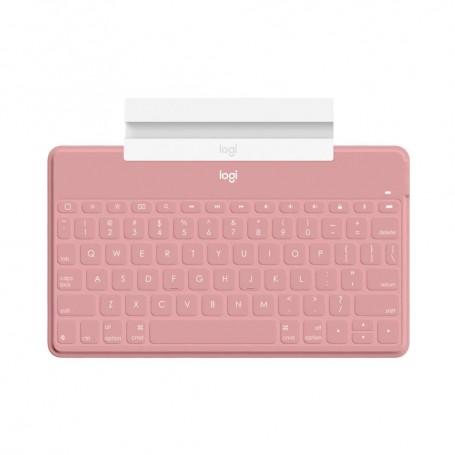 Logitech (iPad) Keys-To-Go 無線藍牙鍵盤