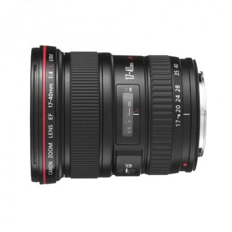 佳能(Canon) EF 17-40mm f/4L USM 相機鏡頭適用於相機鏡頭 : EF17-40MMF/4.0LU
