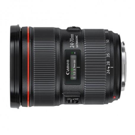佳能(Canon) EF 24-70mm f/2.8L II USM 相機鏡頭適用於相機鏡頭 : EF24-70MMF/2.8LIIU
