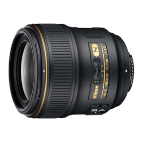 尼康(Nikon) AF-S NIKKOR 35mm f/1.4G 相機鏡頭適用於相機鏡頭 : AFS35MMF1.4G