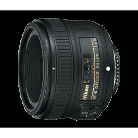 尼康(Nikon) AF-S NIKKOR 50mm f/1.8G 相機鏡頭