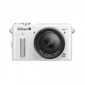 尼康(Nikon) Nikon 1 AW1 連1 尼克爾 AW 11-27.5mm f/3.5-5.6鏡頭套裝數碼相機適用於單反相機: AW1 11-27.5MM KIT
