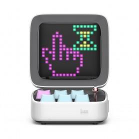 Divoom Ditoo Plus Pixel Art 智能藍牙喇叭