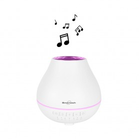 "Smartech SA-8002 ""Aroma Music Fountain"" 藍牙幻彩香薰加濕機"