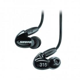 SHURE SE315 隔音耳機
