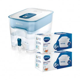 BRITA FLOW 8.2L 濾水箱 及 12 件裝濾芯