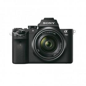 Sony ILCE-7M2K α7 II E-mount 數碼相機連 28-70 毫米變焦鏡頭適用於單反相機: ILCE-7M2K