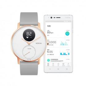 Nokia Steel HR 玫瑰金版智能手錶