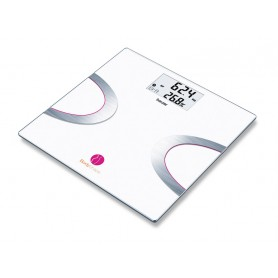 Beurer BF710 藍牙身體脂肪測量磅 (粉紅色)