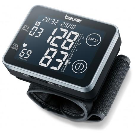 Beurer BC58  觸控及特大螢幕手腕式血壓計