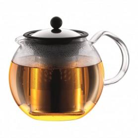 BODUM ASSAM 茶器連不銹鋼濾網 (1.0 公升) - 銀
