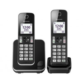 樂聲(Panasonic) KX-TGD312HK適用於室內無線電話: KX-TGD312HKB