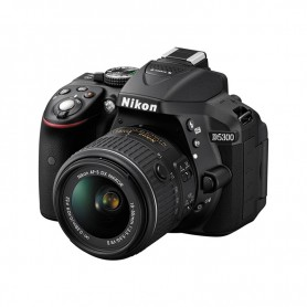 尼康(Nikon) D5300 連 AF-P DX 尼克爾 18-55mm f/3.5-5.6G VR 鏡頭套裝單鏡反光相機