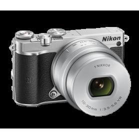 尼康(Nikon) Nikon1 J5 連 1 尼克爾 VR 10-30mm f/3.5-5.6 PD-ZOOM 鏡頭套裝