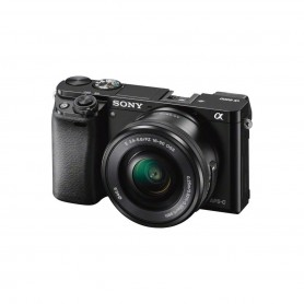 Sony ILCE-6000L α6000可換鏡頭數碼相機 + 16-50毫米電動變焦鏡頭