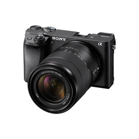 Sony ILCE-6300M α6300可換鏡頭數碼相機 + 18-135毫米變焦鏡頭