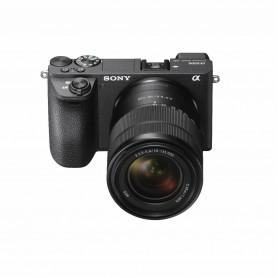 Sony ILCE-6500M α6500可換鏡頭數碼相機 + 18-135毫米變焦鏡頭